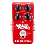 Hall Of Fame 2 Reverb effects pedal