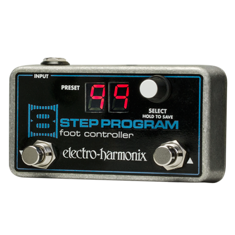 8 Step Program Foot Controller Remote Preset Controller