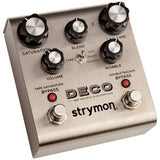 Strymon Deco Tape Saturation Guitar Effects Pedal