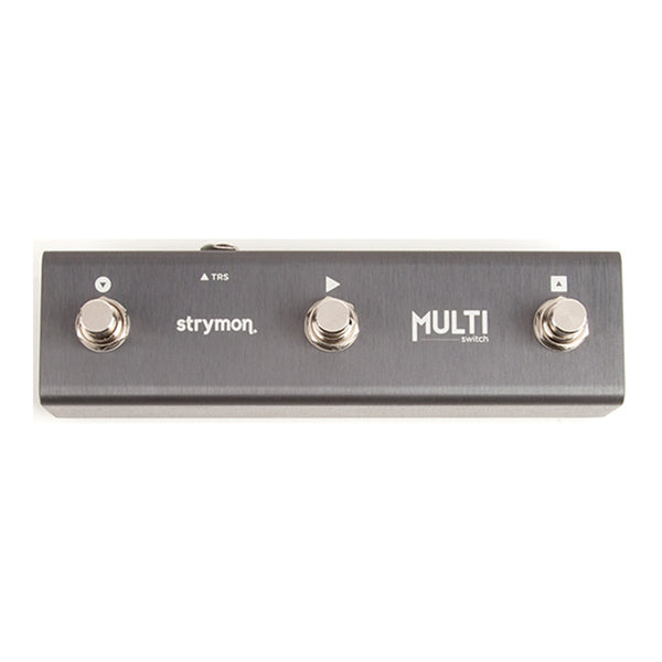 Strymon MultiSwitch 3-Way Guitar Effects Pedal Footswitch