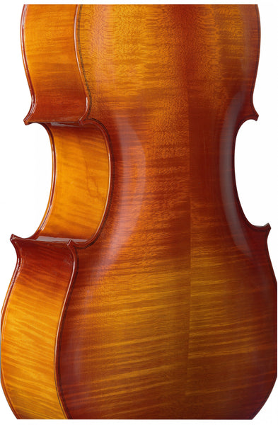 3/4 laminated maple cello with bag