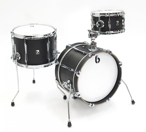 Imp professional portable 3-piece drum set IM-16-CB-KK