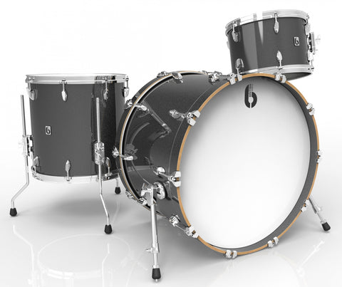 British Drum Co Legend Series Drum Kits (Night Skye)