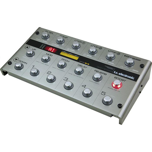 TC Electronic G-System Multi-Effects Processor