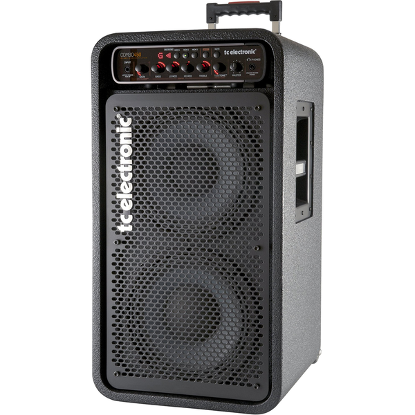 TC Electronic RebelStack RS210C Bass Combo Housing Cab for TC Heads