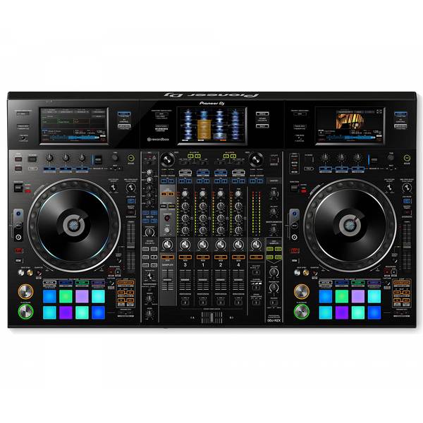 Pioneer DDJRZX Pro 4Ch DJ Controller for rbox DJ/Video