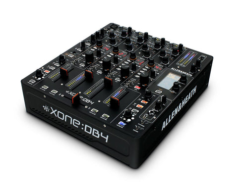 XONE DB4 Digital DJ FX Mixer with Four FX Engines
