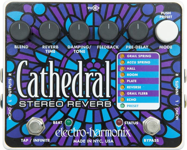 Cathedral Stereo Reverb