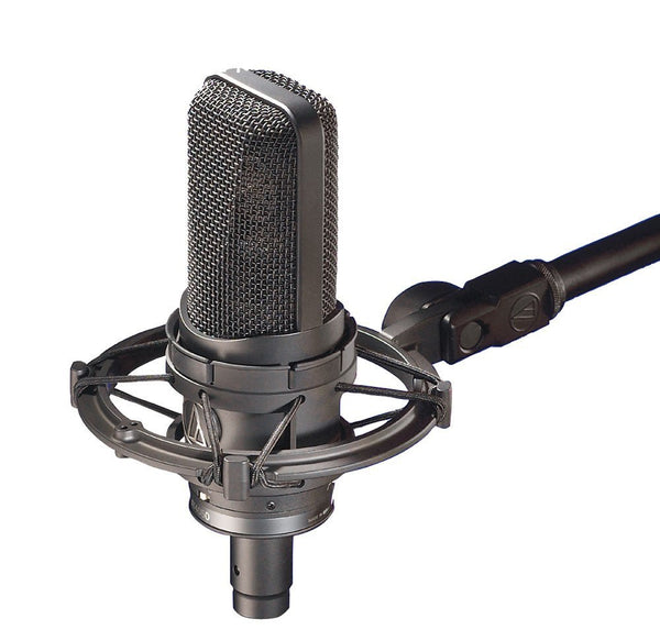 Audio Technica AT4050SC Multi-pattern condenser large diaphragm microphone with AT8430 Isolation Mount