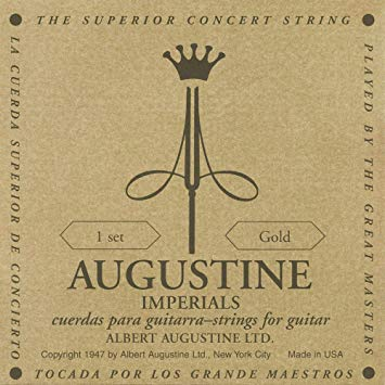 Augustine Gold Set Guitar Strings
