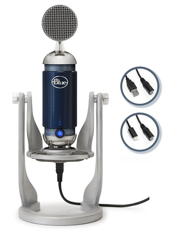 Blue Spark USB Microphone