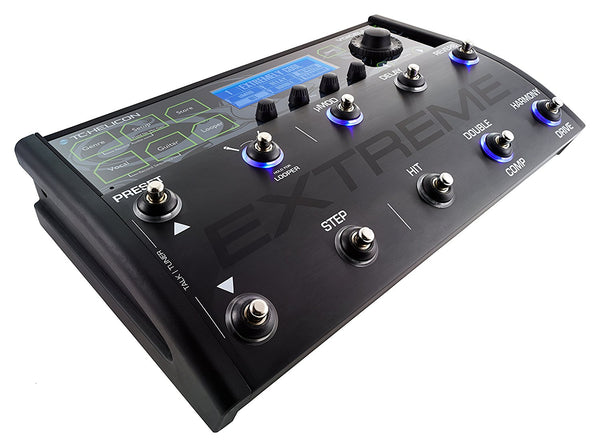 TC Electronic VoiceLive 3 Extreme Vocal Effects Pedal