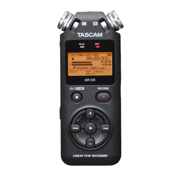 Tascam DR-05 V2 Portable Digital Recorder