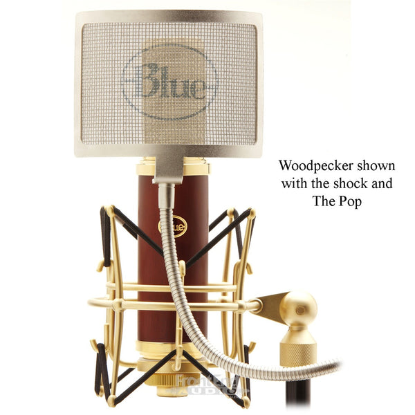 Blue Woodpecker Condenser Microphone