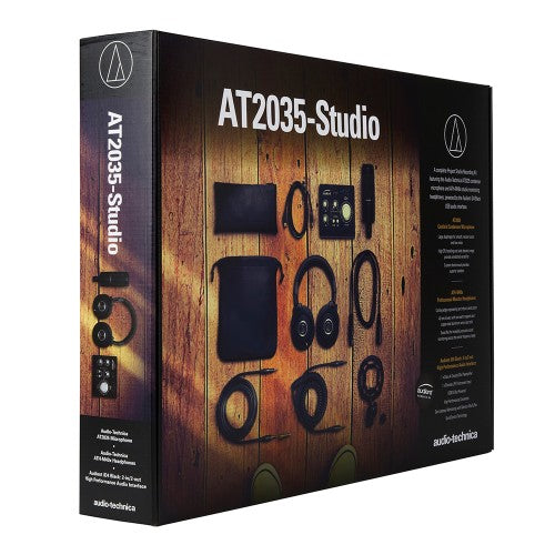 AT2035-STUDIO Bundle
