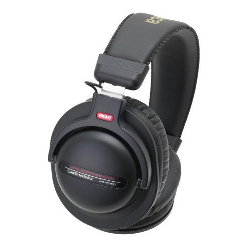 Audio-Techinca PRO5MK3 PROFESSIONAL DJ HEADPHONES (Black)