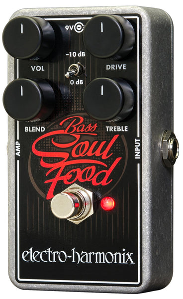 Bass Soul Food Transparent Overdrive