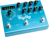 Strymon Big Sky Multi Reverb Guitar Effects Pedal