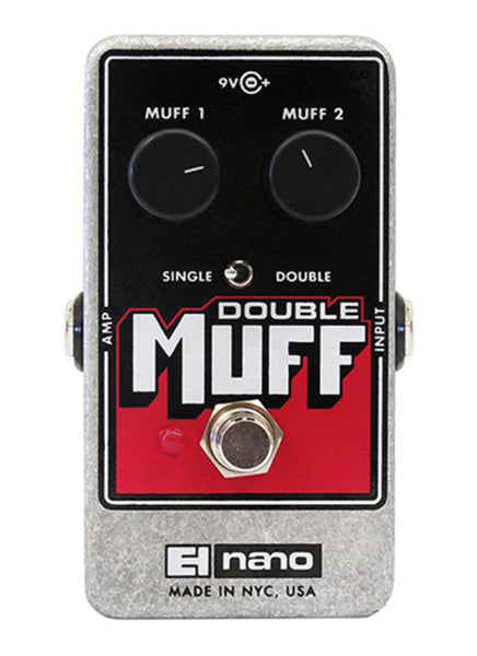 Double Muff Fuzz/Overdrive
