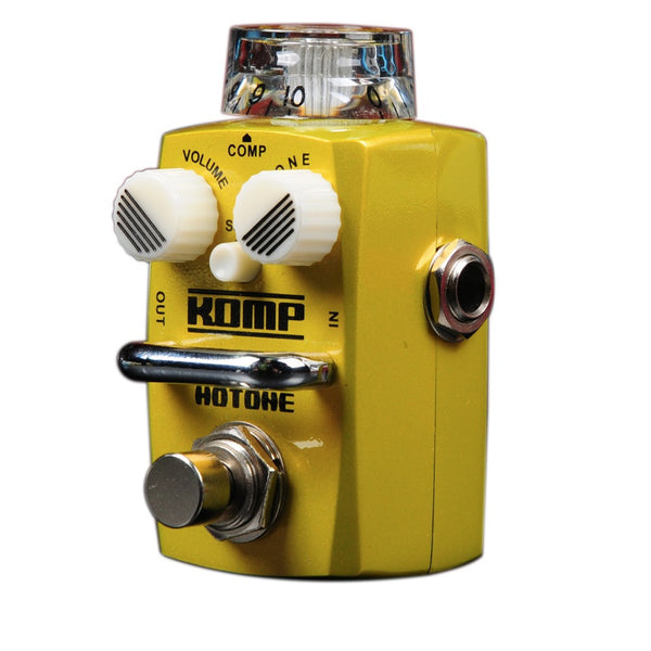 Hotone Komp Guitar Effects Pedal