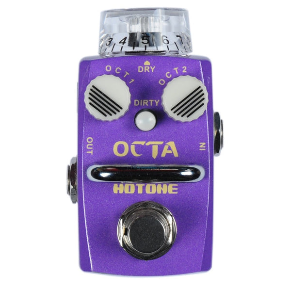Hotone Octa Guitar Effects Pedal