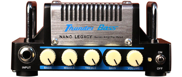 Hotone Thunder Bass Bass Guitar Amplifier Head