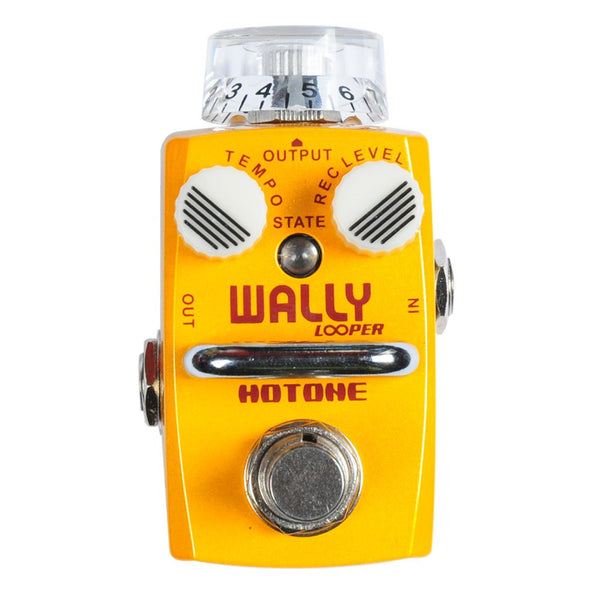 Hotone Wally Looper Guitar Effects Pedal