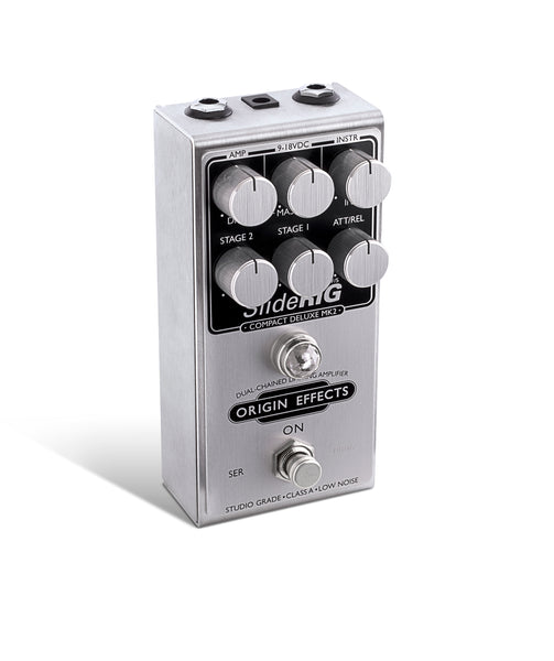 Origin Effects SlideRIG Compact Deluxe MkII