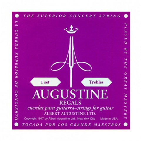 Augustine Regal Trebles Set