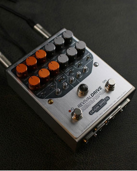 Origin Effects RevivalDRIVE 2-Channel Overdrive Pedal