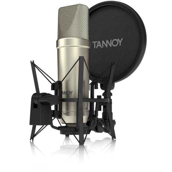 Tannoy TM1 Recording Package with Condenser Microphone