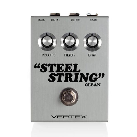 Vertex Steel String Effects Pedal