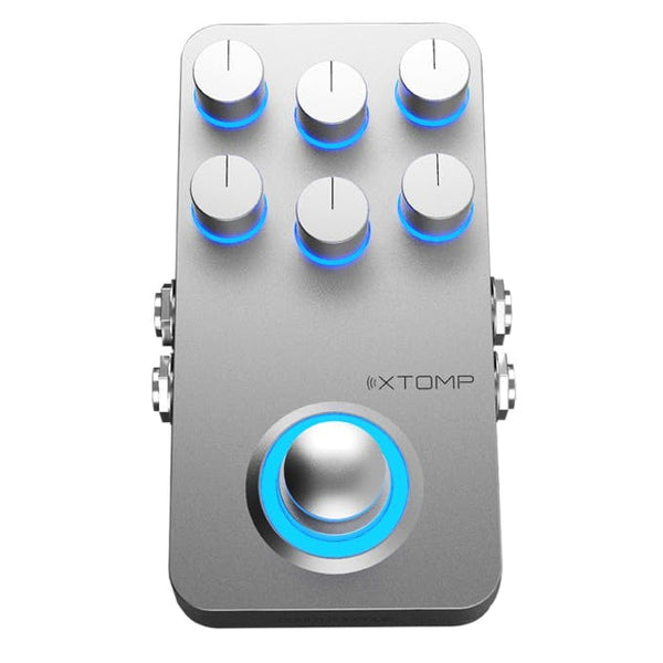Hotone Xtomp Bluetooth Multi-Effects Pedal