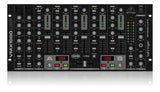 Behringer Pro VMX1000USB Professional 7-Channel Rack-Mount DJ Mixer