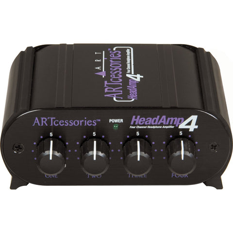 ART HeadAmp 4 headphone amplifier