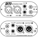 ART DTI ground loop isolator