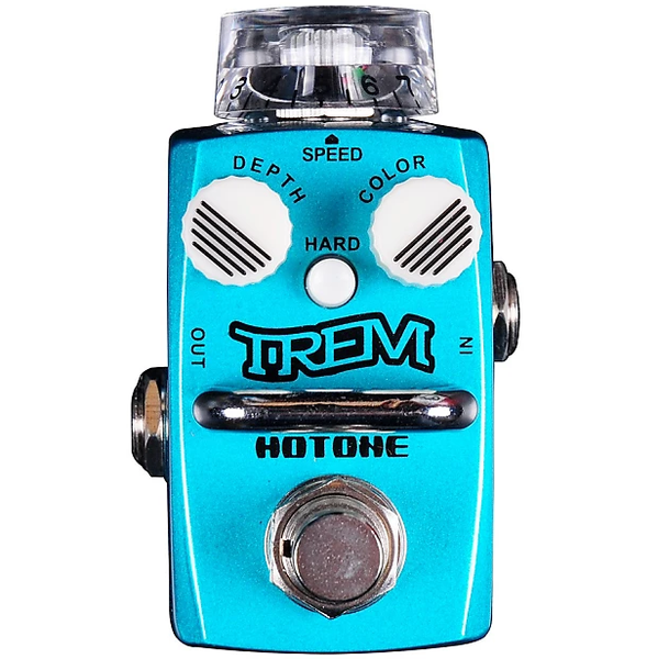 Hotone Trem Guitar Effects Pedal