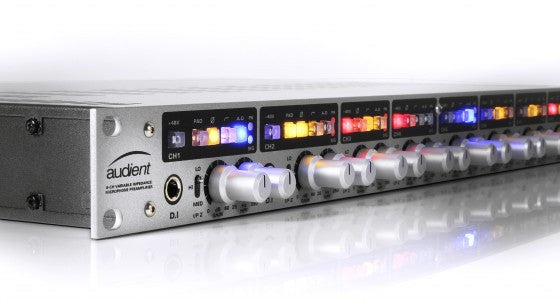 Audient ASP880 Preamplifier and ADC