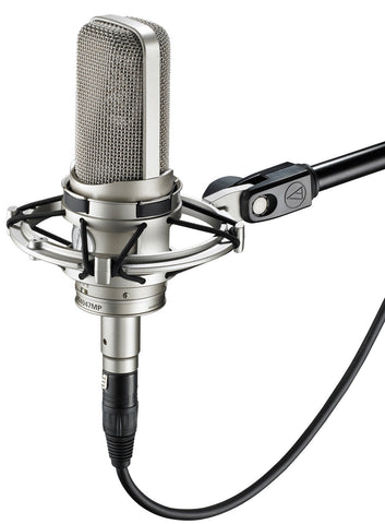 Audio Technica AT4047MP Multi Pattern Condenser Microphone with AT8449SV Shock Mount