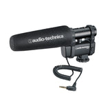AT8024 Stereo/Mono Camera-Mount Microphone