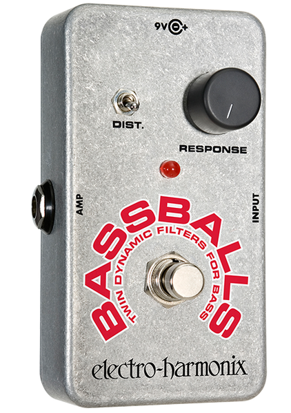 Nano Bassballs Bass Guitar Effects Pedal