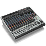Behringer XENYX X2222USB PA and studio mixer