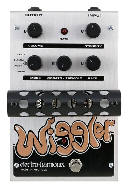 Wiggler Tube Vibrato/Tremolo Guitar Effects