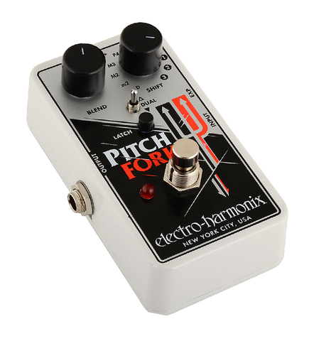 Pitch Fork Polyphonic Pitch Shifter