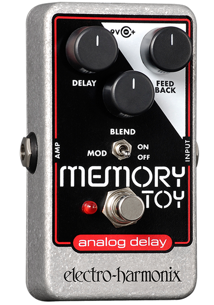 Memory Toy Analog Delay With Modulation