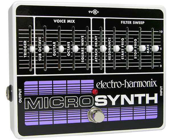 Micro Synthesizer Analog Guitar Microsynth