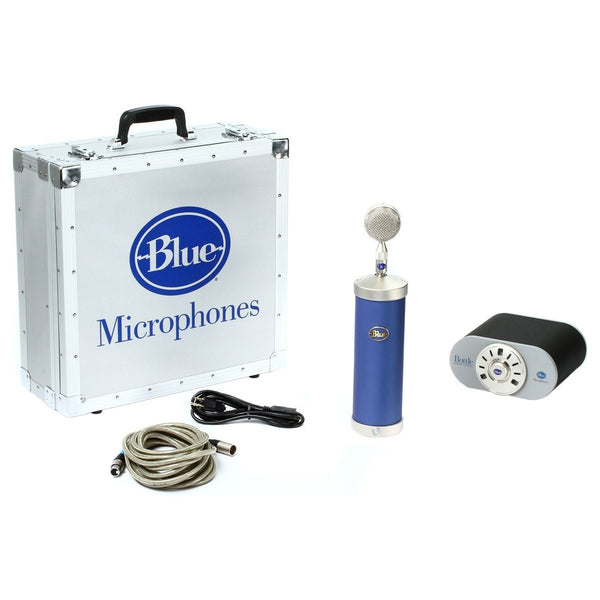 Blue Bottle Condenser Microphone