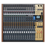 Tascam Model 24 Analog Mixer with Digital Recorder