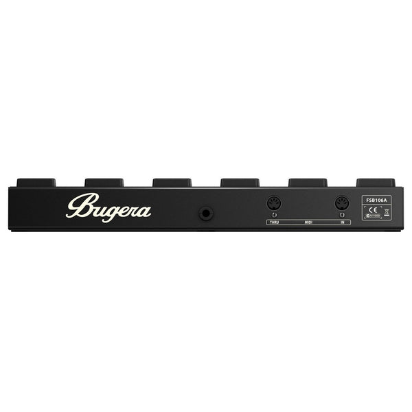 Bugera FSB106A 6-Button Footswitch