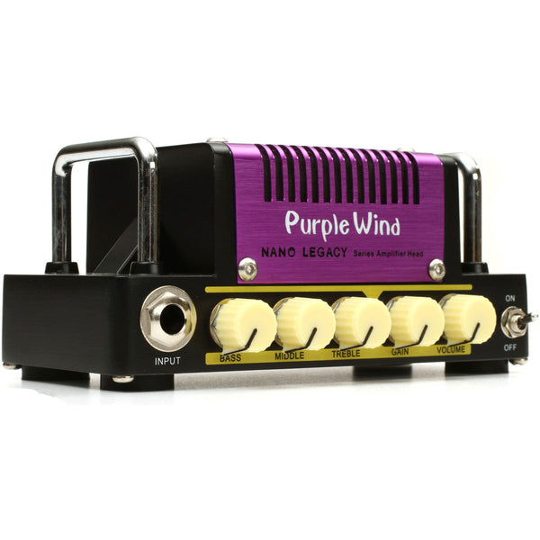 Hotone Purple Wind Guitar Amplifier Head